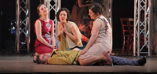 La Fabrique Opéra : mission enchantement, deuxième !