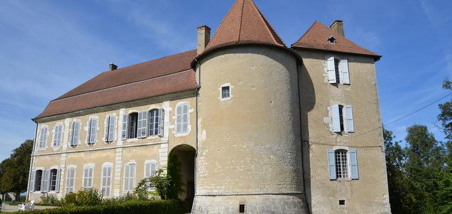 Le château de Brangues : le Soulier de Claudel