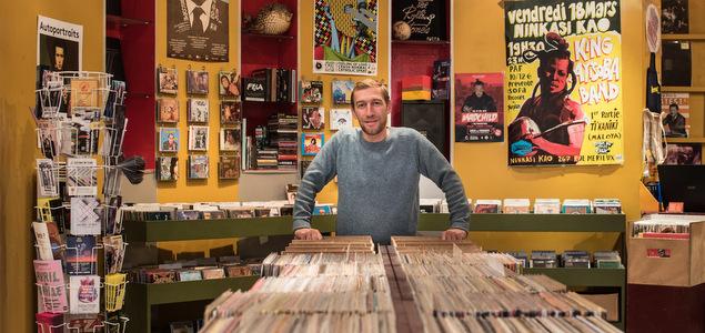 Lyon : Sofa Records, so good