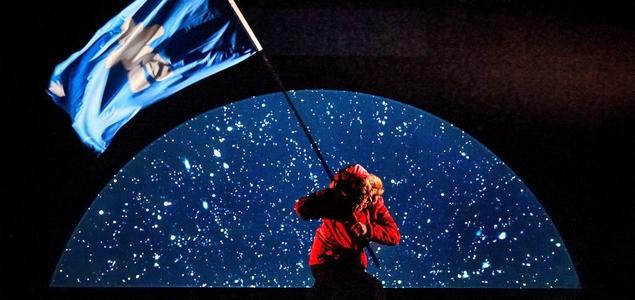 Inuk : David Gauchard brise la glace