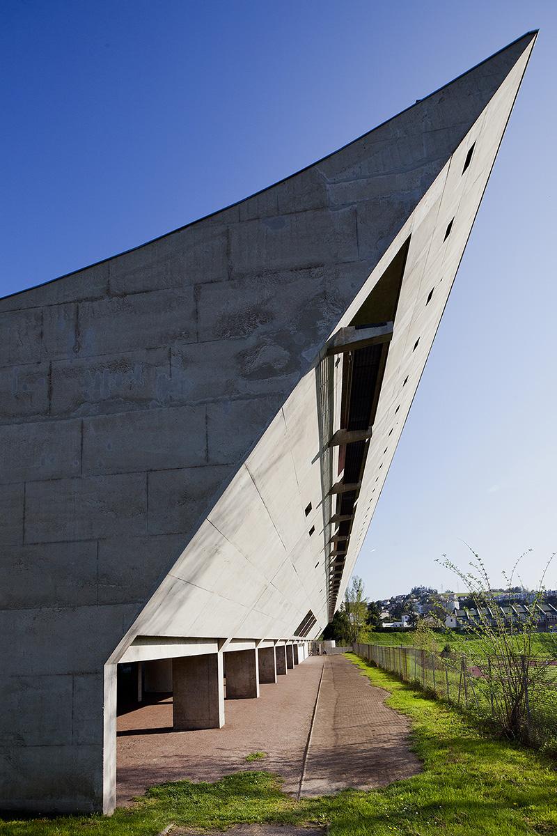 Le plus grand site urbain européen de Le Corbusier