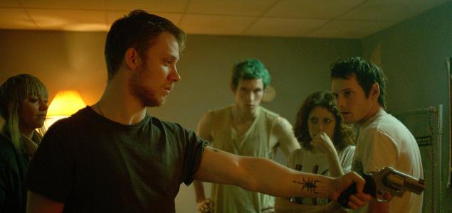 Green Room : no future