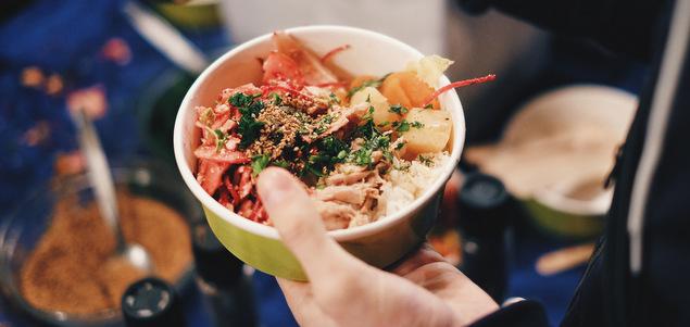 Trois bonnes raisons de filer au Food Market