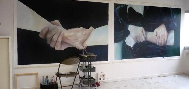 L'art contemporain prend le large