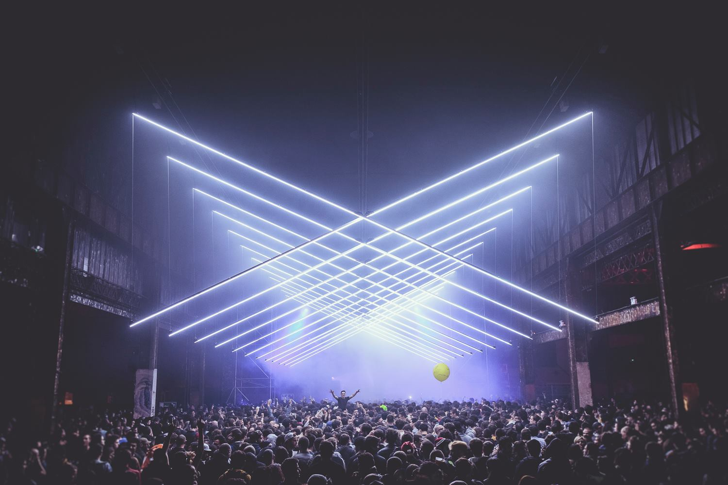 Nuits Sonores Jour 1