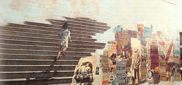 Spacejunk veut redonner vie à la fresque d'Ernest Pignon-Ernest