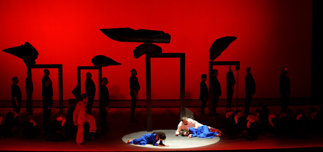 Iolanta/Perséphone: l'autre fête des lumières