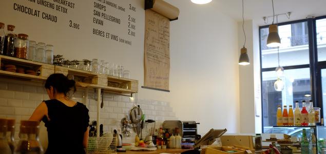 Les Cafetiers : le p'tit noir comme à la maison