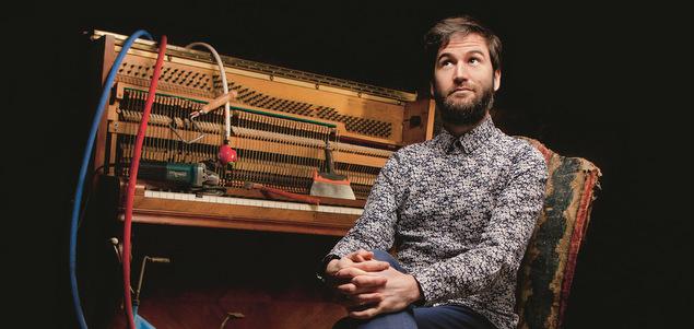 Roberto Negro, pianiste sans limites