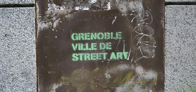 Toujours plus de street art avec le Grenoble Street Art Fest