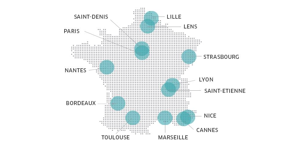 Uber à Saint-Étienne