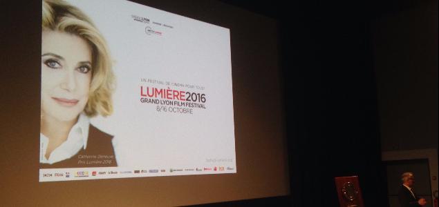 Prix Lumière 2016 : Catherine Deneuve