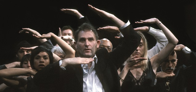 Ce samedi, c'est Uriage en danse avec Jean-Claude Gallotta