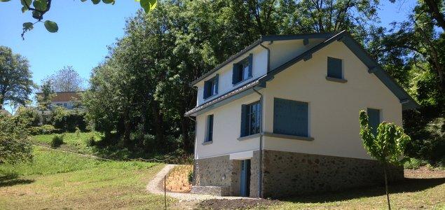 Olivier Messiaen : c'est une maison bleue (et blanche)