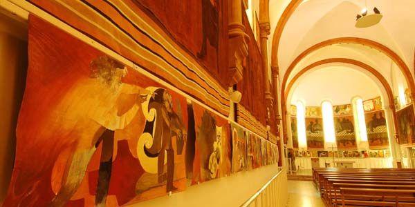 Un peintre, Arcabas, et des merveilles de l'art sacré