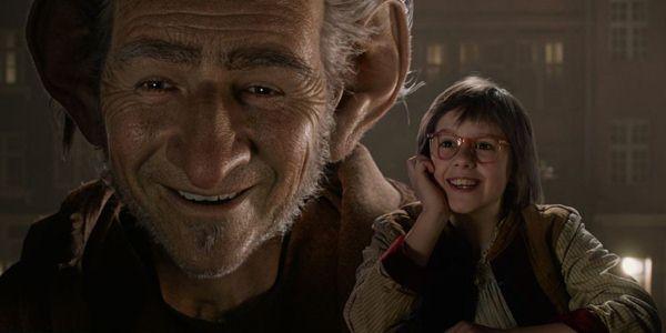 Critique du film Le Bon Gros G�ant de Steven Spielberg Le BGG - Le Bon Gros G�ant CINEMA