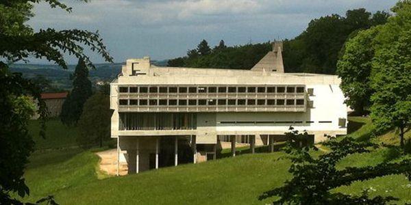 Le couvent de la Tourette, sacrément moderne