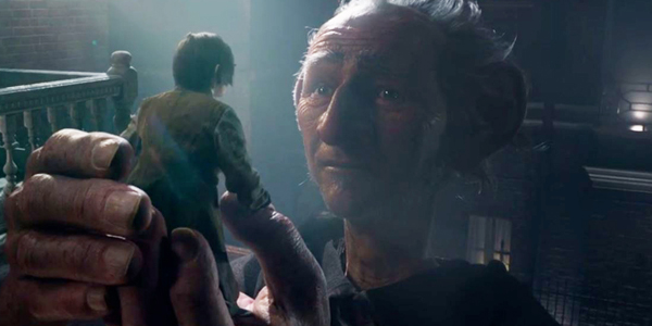 """""""Le BGG - Le Bon Gros G�ant"""" : la nouvelle cr�ature de Spielberg CINEMA"""