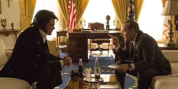 Critique du film Elvis & Nixon de Liza Johnson Elvis & Nixon  CINEMA