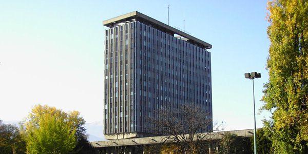 Hôtel de ville de Grenoble : particulier