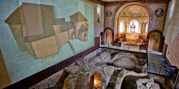 Musée archéologique : 2000 ans, autant de couches