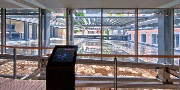 2000 ans, autant de couches au Musée archéologique de Grenoble