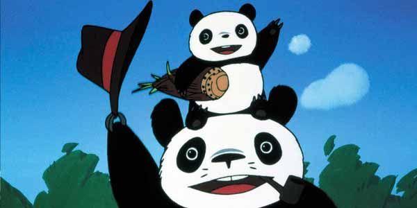 Quand Miyazaki et Takahata dessinaient des pandas