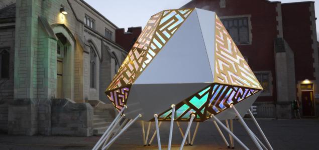 Detroit, ville invitée d'honneur de la prochaine Biennale design