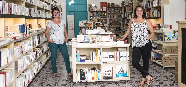 Nouvelle librairie à Lyon : L'Astragale s'installe aux Brotteaux