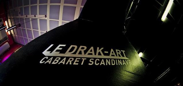 Au Drak-Art, maintenant, c'est 7h du matin