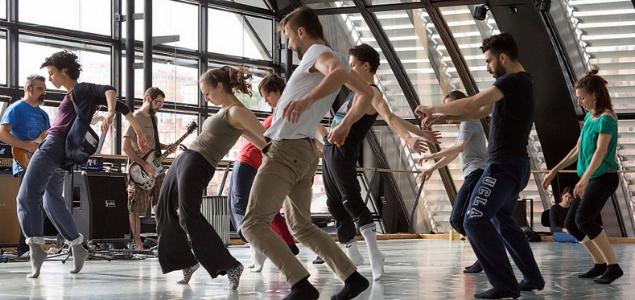 Au cœur du Ballet à l'Opéra
