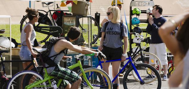 Roulez Jeunesse : Du vélo et de la pop