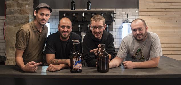 La Crafterie révolutionne la bière pression