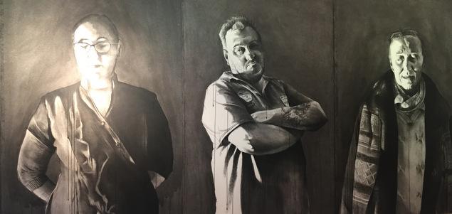 Fabrice Nesta, portraitiste de quartier