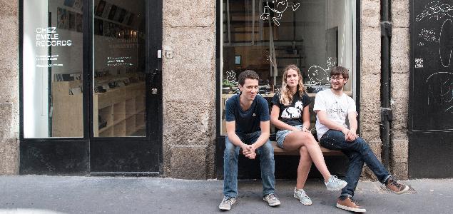 Chez Émile ouvre sa boutique rue du Sergent Blandan