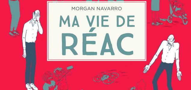 Morgan Navarro : sa vie de réac