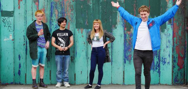 Trust Fund, retour aux sources de l'indie pop