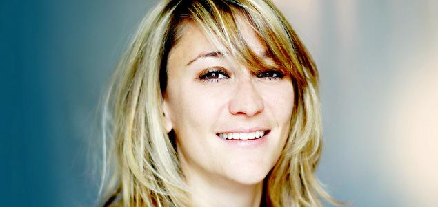 Rencontre avec Aurélie Van Den Daele