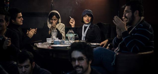 Reportage de Jérémy Suyker sur la création à Téhéran