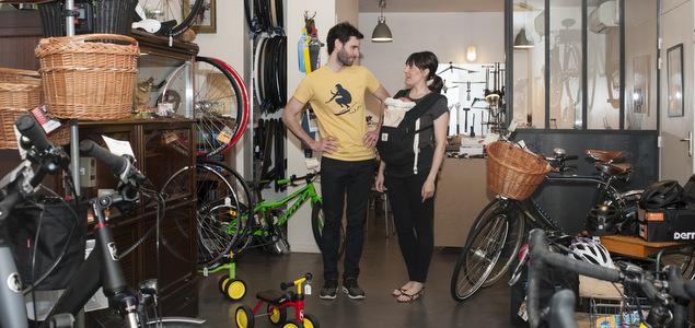 La Bicycletterie en a sous la pédale