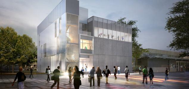 Est : une nouvelle salle pour le campus