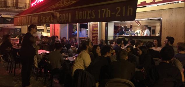 Grenoble : cinq bars pour les étudiants (mais pas que)