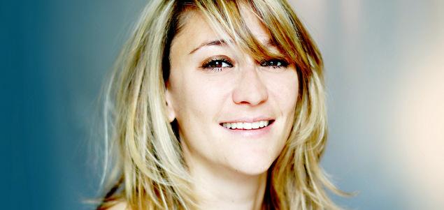 3 questions à... Aurélie Van Den Daele
