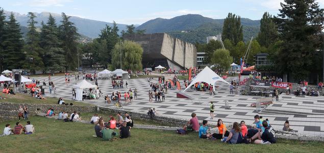 Université Grenoble Alpes : toute toute première fois