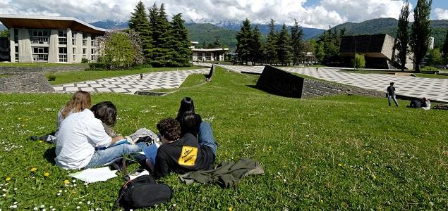 Grenoble : le campus est-il de gauche ?