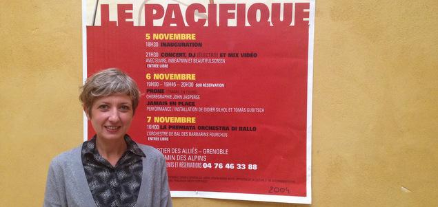 Rencontre avec Marie Roche, nouvelle directrice du Pacifique