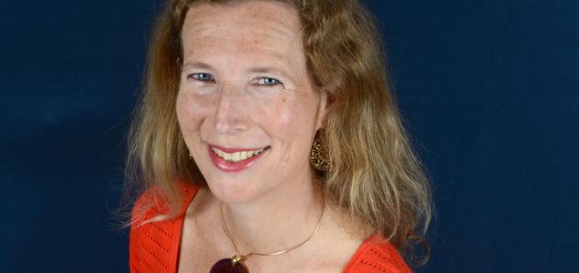 Catherine Cusset à la Villa Gillet