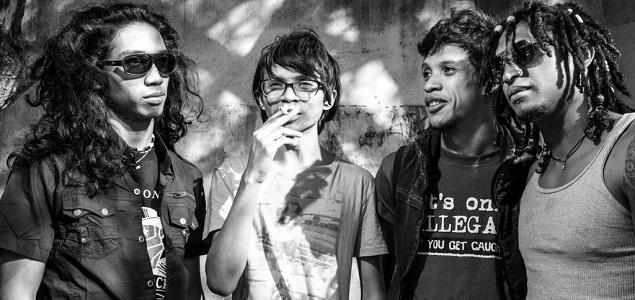 The Dizzy Brains, du rock malgache en mégaphone