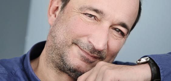 Gilles Paris, l'auteur de
