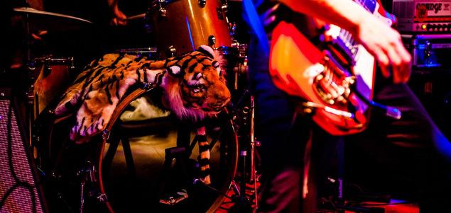 Les Tigres du Futur, rock de série B